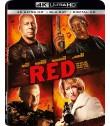 4K UHD - RED (RETIRADO EXTREMADAMENTE PELIGROSO)
