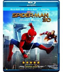3D - SPIDERMAN (DE REGRESO A CASA)
