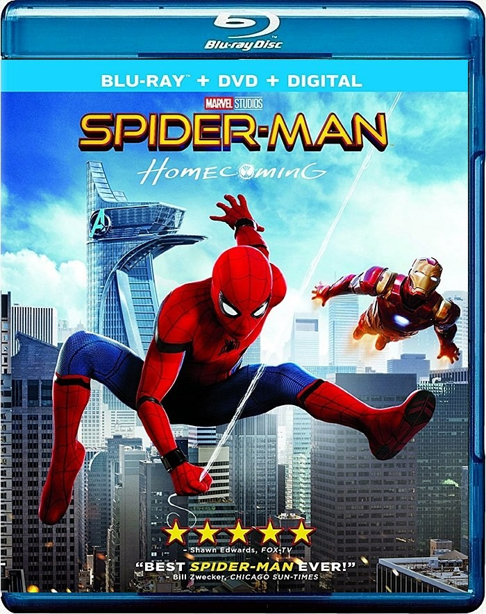 SPIDERMAN (DE REGRESO A CASA) (MCU)