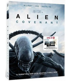 ALIEN (COVENANT) (EDICIÓN EXCLUSIVA DIGIBOOK TARGET)