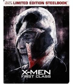 XMEN (PRIMERA GENERACIÓN) (EDICIÓN LIMITADA STEELBOOK BEST BUY)