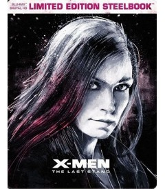 XMEN 3 (LA BATALLA FINAL) (EDICIÓN LIMITADA STEELBOOK BEST BUY)