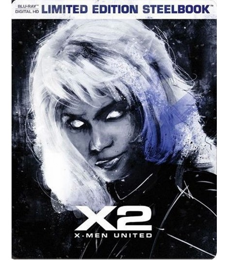 XMEN 2 (EDICIÓN LIMITADA STEELBOOK BEST BUY)