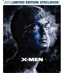 XMEN (EDICIÓN LIMITADA STEELBOOK BEST BUY)