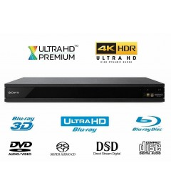 SONY UBP-X800M2 - 4K ULTRA HD (NATIVO) (IMPORTADO) MULTIZONA - MULTINORMA - MULTIVOLTAJE