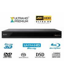 SONY UBP-X800 - 4K ULTRA HD (NATIVO)  BD/3D/DVD/ UNIVERSAL BLURAY PLAYER  (IMPORTADO)