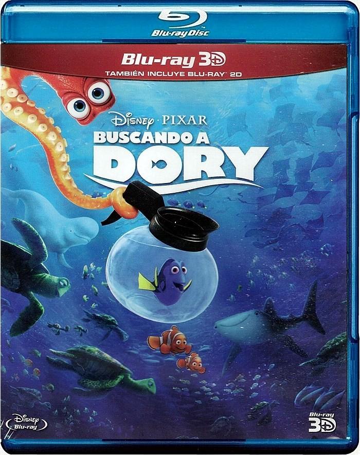 3D - BUSCANDO A DORY (*)