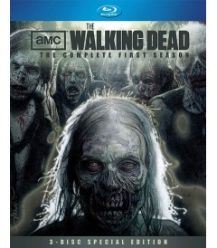 THE WALKING DEAD - 1° TEMPORADA COMPLETA (EDICIÓN ESPECIAL DIGIPACK) - USADA
