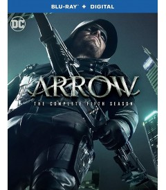 ARROW - 5º TEMPORADA COMPLETA