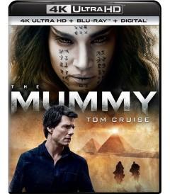 4K UHD - LA MOMIA (2017)
