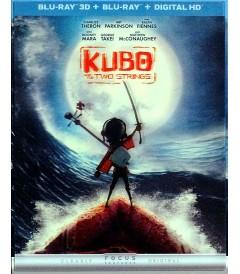 3D - KUBO Y LA BÚSQUEDA DEL SAMURAI