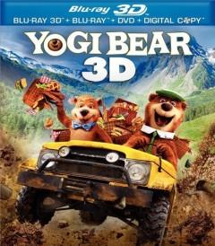 3D - EL OSO YOGI - USADA CON SLIPCOVER