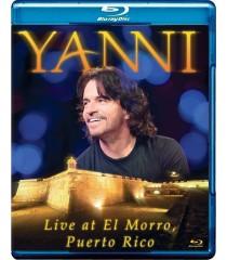 YANNI - LIVE AT EL MORRO (PUERTO RICO)