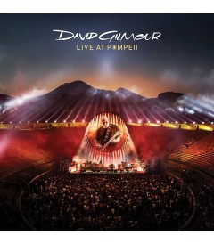 CD - DAVID GILMOUR - LIVE AT POMPEII (DIGIPACK)