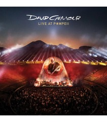 CD - DAVID GILMOUR - LIVE AT POMPEII