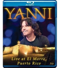 YANNI - LIVE AT EL MORRO (PUERTO RICO) - USADA