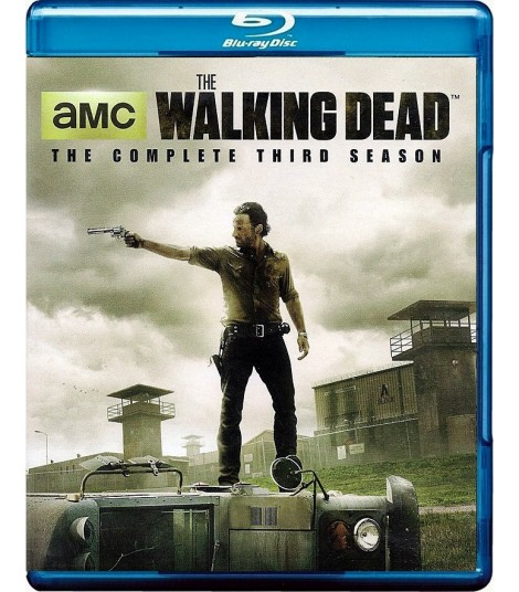 THE WALKING DEAD - 3° TEMPORADA COMPLETA - USADA