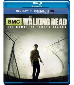 THE WALKING DEAD - 4° TEMPORADA COMPLETA - USADA