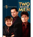 DVD - TWO AND A HALF MEN - 6° TEMPORADA COMPLETA