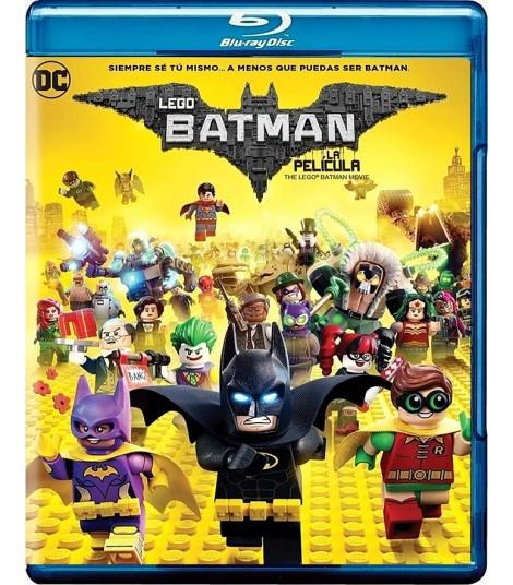 LEGO BATMAN (LA PELÍCULA) (*)