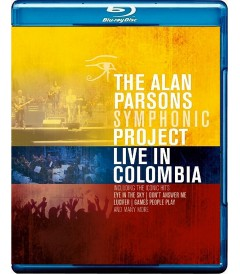THE ALAN PARSONS (SYMPHONIC PROJECT) - LIVE IN COLOMBIA