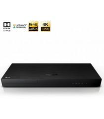 LG UP9700 4K UHD BLU RAY DISC PLAYER
