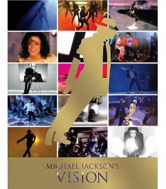 DVD - MICHAEL JACKSON - VISION (EDICIÓN DEFINITIVA DE COLECCIÓN)