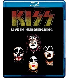 KISS - LIVE IN NURBURGRING