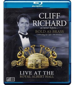 CLIFF RICHARD - BOLD AS BRASS (LIVE AT THE ROYAL ALBERT HALL) - USADA