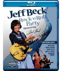 JEFF BECK - ROCK & ROLL PARTY (HONORING LES PAUL) - USADA