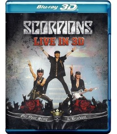 3D - SCORPIONS - GET YOUR STING & BLACKOUT LIVE - USADA