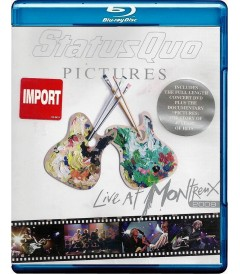 STATUS QUO - PICTURES (LIVE AT MONTREUX)