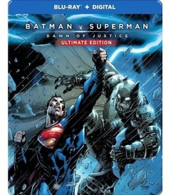 BATMAN VS SUPERMAN (EL ORIGEN DE LA JUSTICIA) (STEELBOOK EXCLUSIVO BEST BUY)