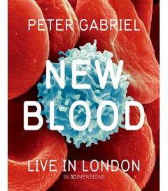 3D - PETER GABRIEL - NEW BLOOD (LIVE IN LONDON)