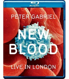 PETER GABRIEL - NEW BLOOD (LIVE IN LONDON) (VERSIÓN UK)