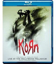 KORN - THE PATCH OF TOTALLY TOUR (LIVE AT THE HOLLYWOOD PALLADIUM)