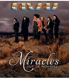 KANSAS - MIRACLES OUT OF NOWHERE (EDICIÓN DIGIPACK 40° ANIVERSARIO)