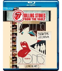 THE ROLLING STONES - FROM THE VAULT (HAMPTON COLISEUM LIVE 1981)