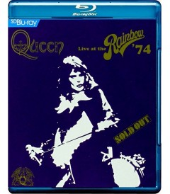 QUEEN - LIVE AT THE RAINBOW 1974