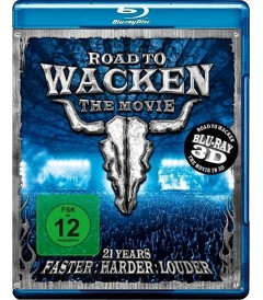 3D - ROAD TO WACKEN (LA PELÍCULA)
