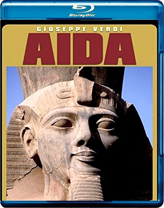 AIDA EL MUSICAL (GIUSEPPE VERDI)