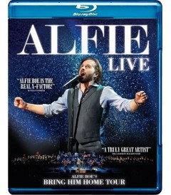 ALFIE BOE - THE BRING HIM HOME TOUR