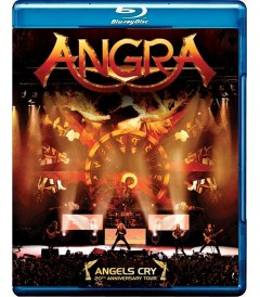 ANGRA - ANGELS CRY (TOUR 20° ANIVERSARIO)