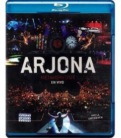 RICARDO ARJONA - METAMORFOSIS EN VIVO