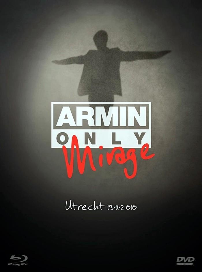 ARMIN VAN BUUREN - ARMIN ONLY MIRAGE (COMPATIBLE 50 HZ)