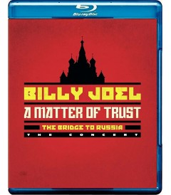 BILLY JOEL - A MATTER OF TRUST (THE BRIDGE TO RUSSIA)