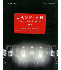 CASPIAN - LIVE AT THE LARCOM (10° ANIVERSARIO)