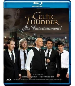 CELTIC THUNDER - IT'S ENTERTAINMENT!
