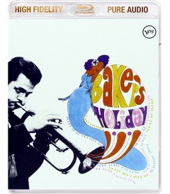CHET BAKER - BAKER'S HOLIDAY (BLU RAY AUDIO)