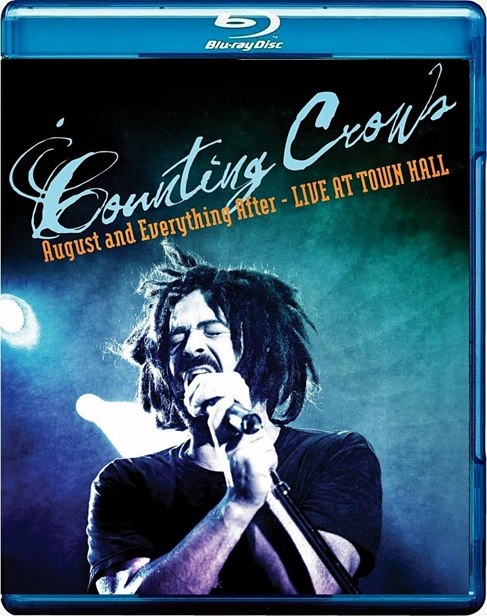 COUNTING CROWS - AUGUST & EVERYTHING AFTER (LIVE AT TOWN HALL) - USADA